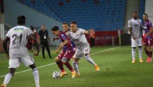 Süper Lig: Trabzonspor: 0 - Beşiktaş: 1