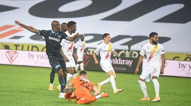 Süper Lig: Trabzonspor: 3 - Yeni Malatyaspor: 1