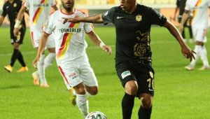 Süper Lig: Yeni Malatyaspor: 1 - Göztepe: 1