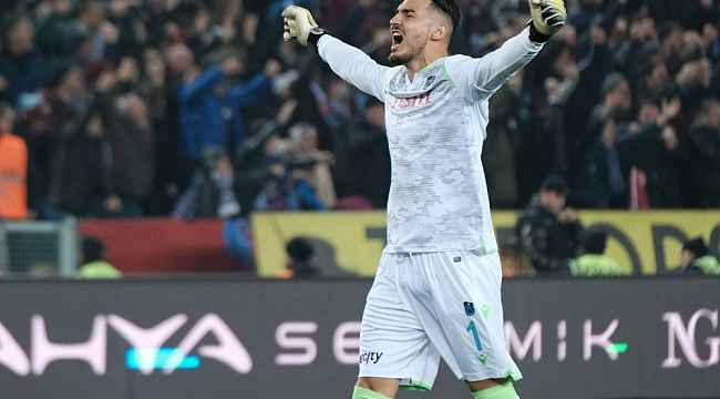 Süper Lig'in en değerlisi Uğurcan Çakır
