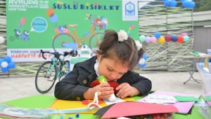 Süslü bisikletler geçidi - Bursa Haberleri