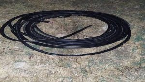 Susurluk'ta kablo hırsızlık şüphelileri yakalandı