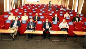 Talas Belediyesi'nden Kayseri Üniversitesi'ne Destek