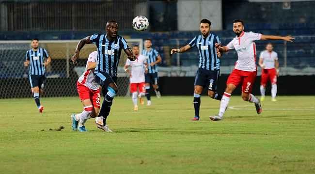 TFF 1. Lig: Adana Demirspor: 1 - B. Boluspor: 1