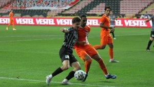 TFF 1. Lig: Eskişehirspor: 0 - Adanaspor: 0