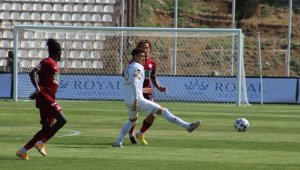 TFF 1. Lig: RH Bandırmaspor: 1 - Akhisarspor: 0