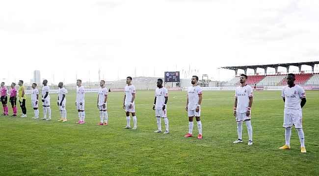 TFF 1. Lig: Tuzlaspor: 1 Balıkesirspor: 0