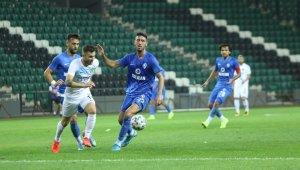 TFF 2. Lig: Kocaelispor: 0 - Sarıyer: 0