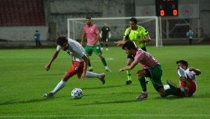 TFF 3. Lig: Isparta 32 Spor: 1 - Karşıyaka: 2