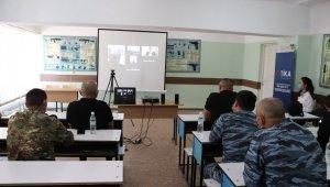 TİKA'dan Kırgızistan ve Ukraynalı uzmanlara eğitim