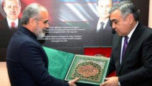 """Topçu: """"Özbekistan'ın komşularıyla istikrar ve işbirliğinin sürdürülmesine katılımı bölgede ve bölgesel düzeyde önemli"""""""