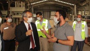 Tosya'da pandemi tedbirlerine uyum denetimi devam ediyor
