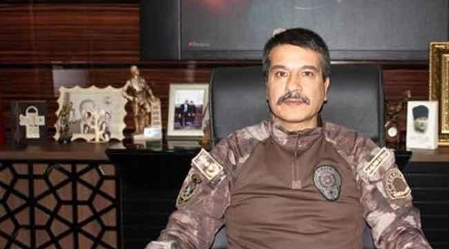 Trabzon Emniyet Müdürü,