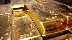 Türkiye'nin altın rezervi 19,4 ton artarak 602,7 tona yükseldi