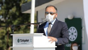 """Türkşeker Genel Müdürü Alkan: """"Şeker üretiminde sorun olmayacak"""""""