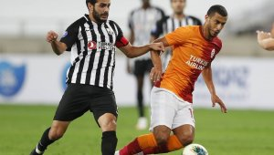 UEFA Avrupa Lig: Neftçi Bakü: 0 - Galatasaray: 1