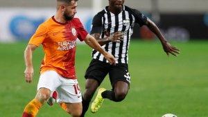 UEFA Avrupa Lig: Neftçi Bakü: 1 - Galatasaray: 3