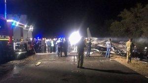 Ukrayna'daki uçak kazasında ölü sayısı 25'e yükseldi