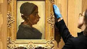 Van Gogh'un 'Kadın Başı' adlı tablosu yeniden doğduğu topraklarda sergilenecek