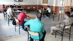 Van'da jandarma personeline av koruma ve kontrol faaliyeti seminerleri
