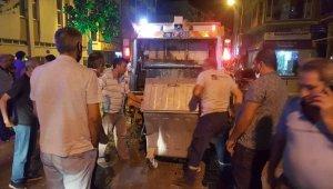 Vicdansız sürücü temizlik işçisine çarpıp kaçtı - Bursa Haberleri