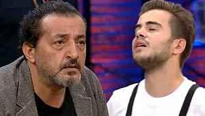 Yemeğini eksik yaptığı için Mehmet Şef'ten azar işiten Furkan, gözyaşları içinde stüdyoyu terk etti