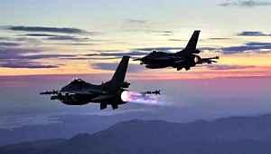 Yunan jetlerine kilitlenen Türk jetlerini kullananlar arasında kadın pilotlarımız da vardı