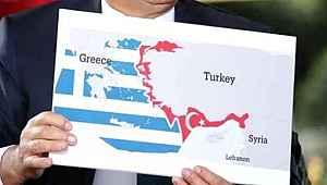 Yunanistan'ın haksız iddialarının dayandığı Sevilla Haritası nedir? İşte çizilen sınırlar