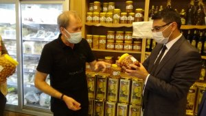 Zeytincilere pandemi denetimi