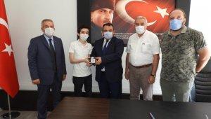 Zonguldak'ta yılın ustası ve çırağı seçildi