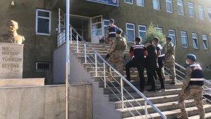 19 yıl hapis cezası bulunan şahıs, çatı katında yakalandı