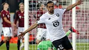 3 gol atan Yusuf Yazıcı'ya hocasından övgü dolu sözler: