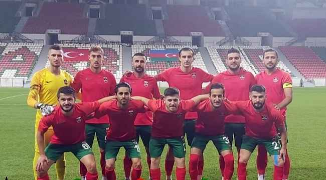 3. Lig: Diyarbekirspor: 2 - Kızılcabölükspor: 1