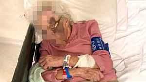 90 yaşındaki kadın, huzurevi çalışanı tarafından tecavüze uğradı