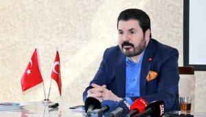 """Ağrı Belediye Başkanı Sayan: """"AK Parti, Kürtlere rahat bir nefes aldırdı"""""""