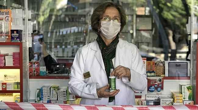 Aileler okula giden çocuklarını bağışıklığını korumak için eczanelere yöneldi