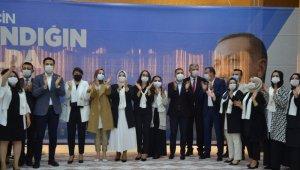 AK Parti Biga Kadın Kolları Başkanı Nesrin Sirkeci oldu