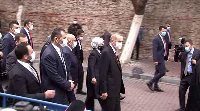 AK Parti İstanbul Milletvekili Markar Esayan son yolculuğuna uğurlanıyor
