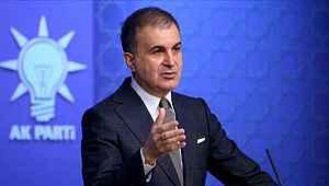 AK Parti Sözcüsü Çelik'ten 'Berlin' tepkisi
