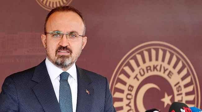 """AK Parti'li Turan: """"Çanakkale'miz uluslararası marka kimliğini güçlendiriyor"""""""