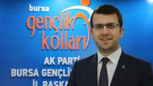 AK Partili gençler kongreye hazır - Bursa Haberleri
