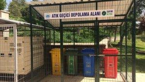 """Aksaray Belediyesi """"Sıfır Atık Belgesi"""" almaya hak kazandı"""