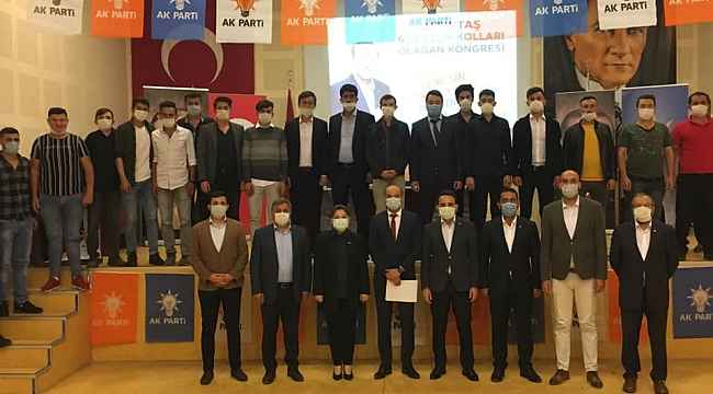 Altıntaş AK Gençlik'te yeni Başkan Ahmet Tekin