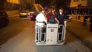 Ankara'da banyoda çıkan yangında yaşlı adam hayatını kaybetti