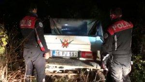 Aracında tüfek olan sürücü polisten kaçtı, ceza yedi - Bursa Haberleri