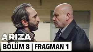 Arıza dizisi 8. bölüm fragmanı Show TV de yayınlandı! Arıza 8. bölüm fragmanı izle