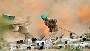 Ateşkesi ihlal eden Ermenistan ordusu, Berde'de sivilleri hedef aldı... 3 ölü, 10 yaralı