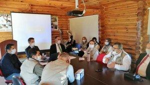Av koruma memurları ve saha bekçileri eğitim programı düzenlendi