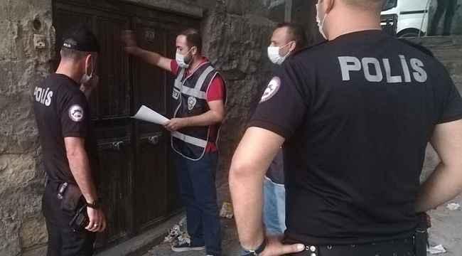 Aydın'da aranan şahıslar operasyonu: 10 kişi yakalandı
