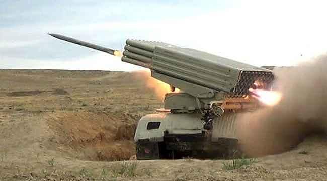 Azerbaycan Ermenistan'a ait 200 tank ve 30 hava savunma sistemini imha etti